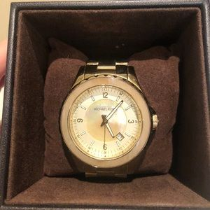 MICHAEL Michael Kors Chronographic Runway watch